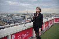 Study abroad, Paris, 2014