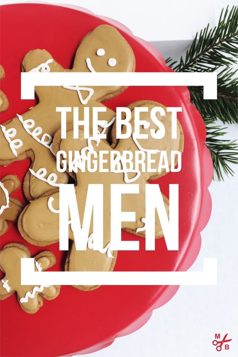 The Best Gingerbread Cookies | Minted Bold