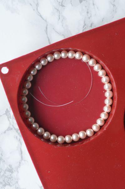 DIY Pearl Coaster | Minted Bold