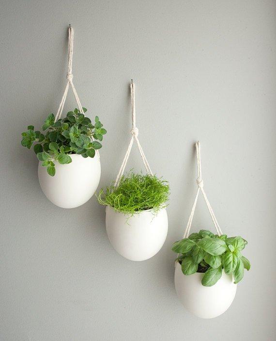 porcelain-planters