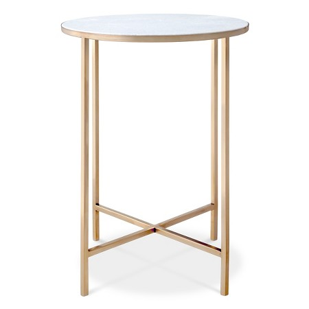 Friday Finds: March | Marble End Table