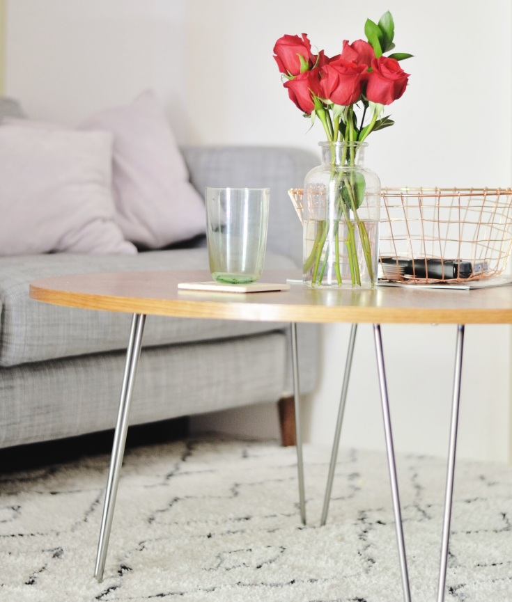 DIY Coffee Table   Minted Bold