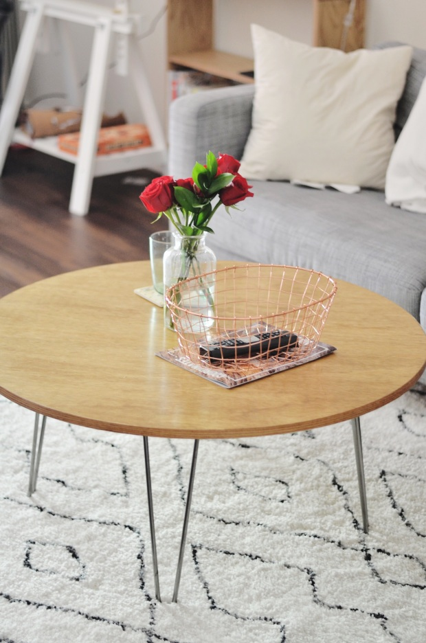 DIY Coffee Table | Minted Bold