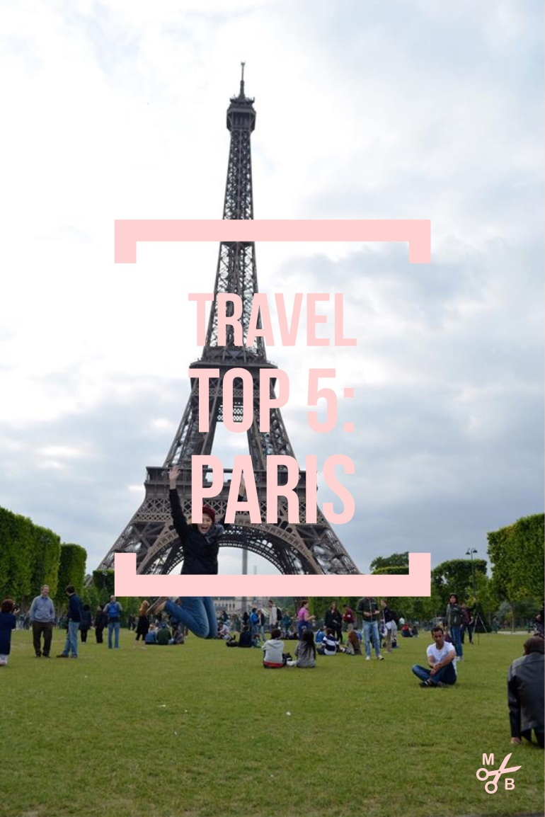 Travel Top 5: Paris | Minted Bold