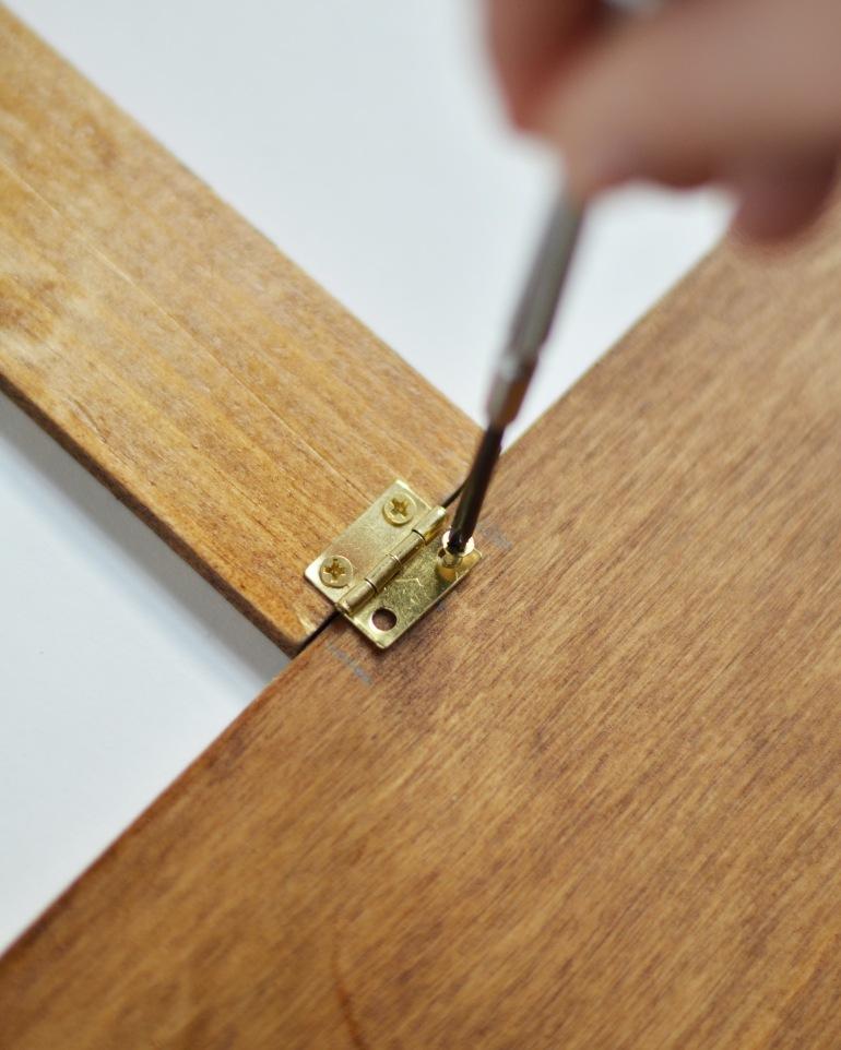 DIY Wood Sign   Minted Bold