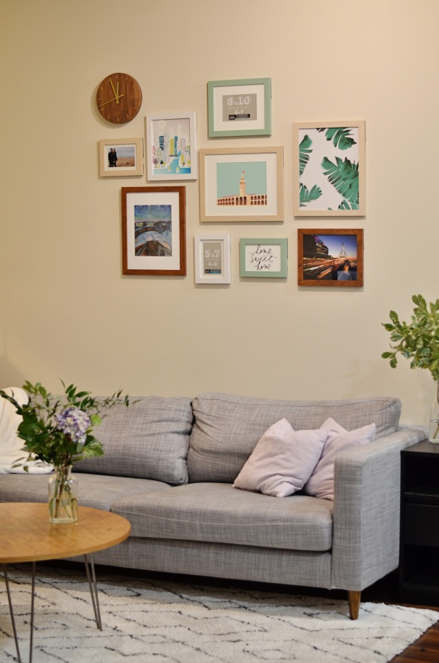 Apartment Gallery Wall | Minted Bold
