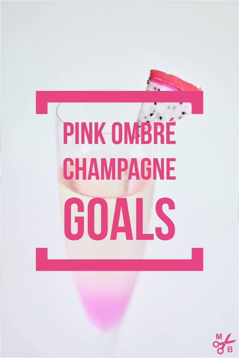 Ombre Champagne | Minted Bold