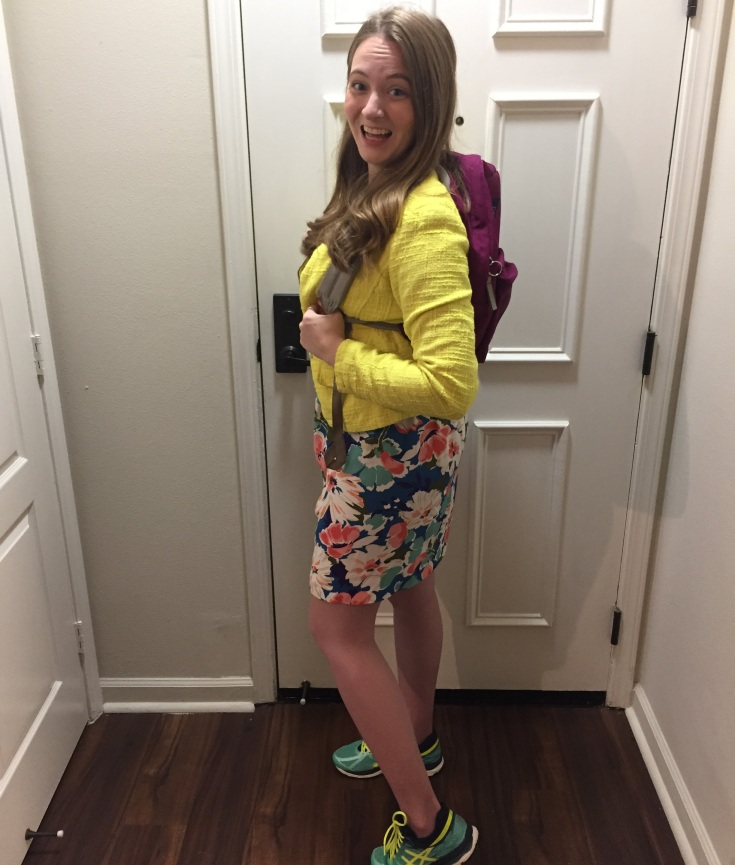 Kimmy Schmidt Costumer | Minted Bold