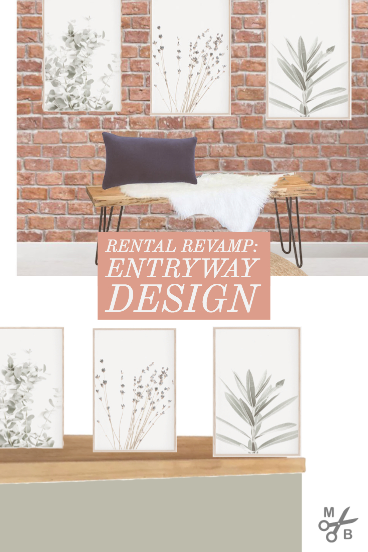 Entryway Design | Minted Bold